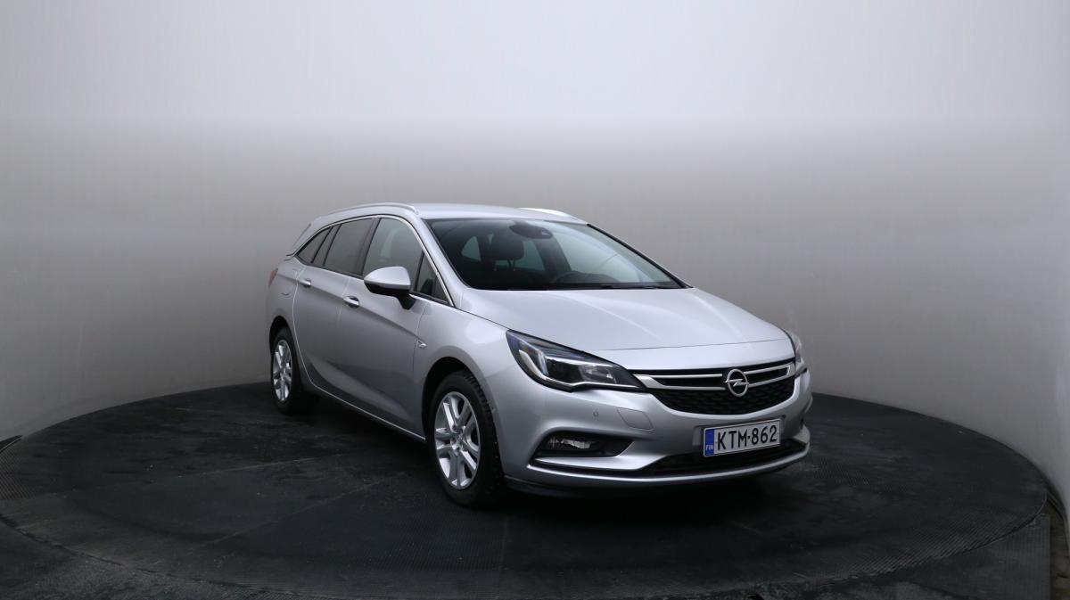 Opel Astra Farmari