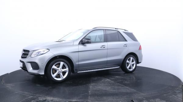Mercedes-Benz GLE BTK-330