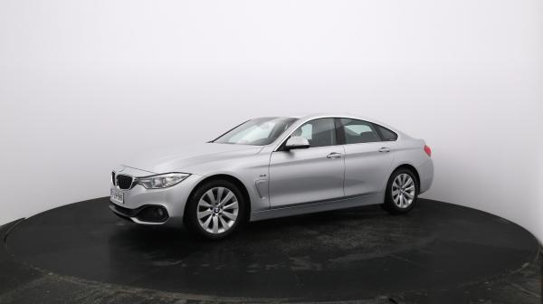 BMW 418 FLR-389