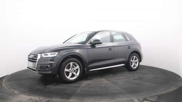 Audi Q5 JKT-142