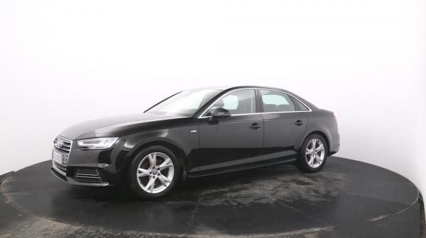 Audi A4 LOL-932