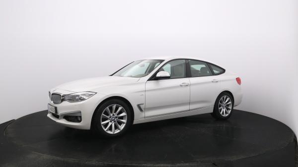BMW 320 Gran Turismo MLR-605