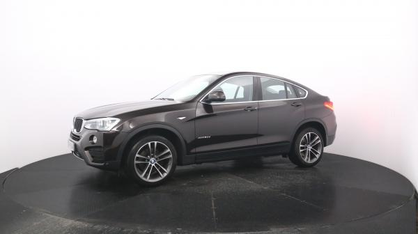 BMW X4 YIY-564